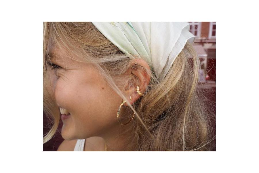 Tips för styling av dina örhängen