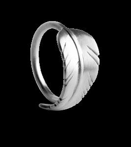 Leaf Ring, sterlingsilver