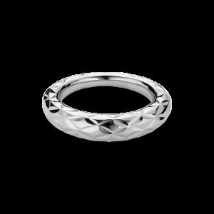 Big Impression Ring, sterlingsilver