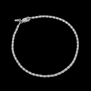 Envision S-Chain Bracelet, sterlingsilver