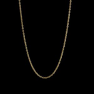 Anchor Chain, förgyllt sterling silver