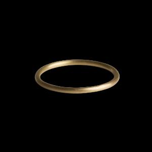 Simple Ring, 18 karat guld