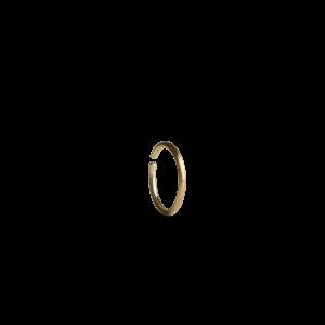 Simple hoop, 18 karat guld