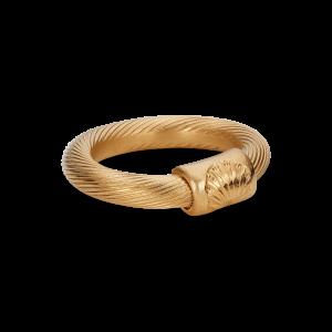 Big Salon Ring, förgyllt sterlingsilver