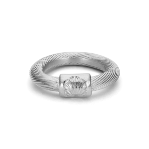 Big Salon Ring, sterlingsilver