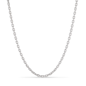F+E Chain Necklace, sterlingsilver