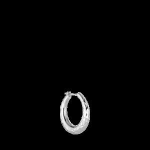 Rhombus earring, sterlingsilver
