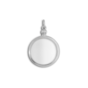 Souvenir Medallion, sterlingsilver