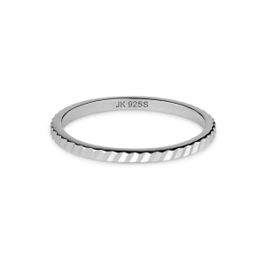Small Reflection ring, sterlingsilver
