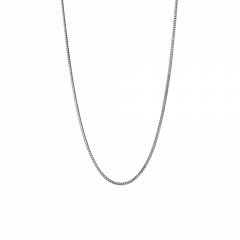 Curb Chain, sterlingsilver