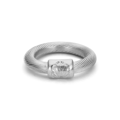 Big Salon Ring, sterlingsilver