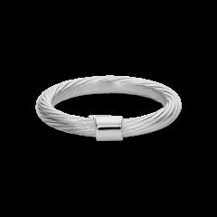 Medium Salon Ring, sterlingsilver