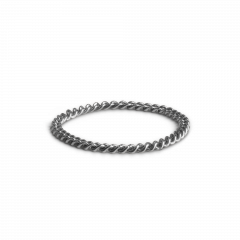 Small Chain Ring, sterlingsilver