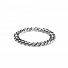 Big Chain Ring, sterlingsilver