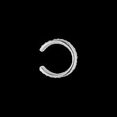 Medium Reflection cuff, sterlingsilver