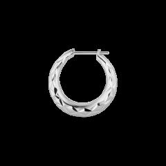 Reflection Rhombus earring, sterlingsilver
